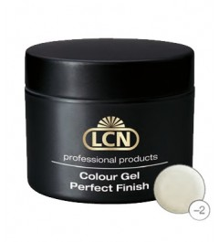Colour Gel Perfect Finish - 5 ml - Perlmutt-cristalline silver pearl