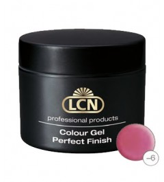 Colour Gel Perfect Finish - 5 ml - Pink-cristalline