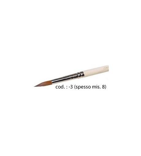 Pennello per acrilico Gr. 8