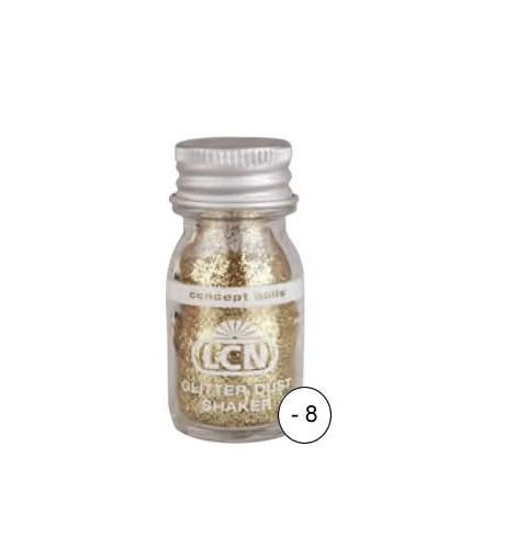 Glitter Dust Shaker - gold