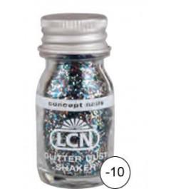 Glitter Dust Shaker - multi colour