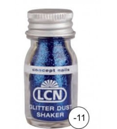 Glitter Dust Shaker - dark blue