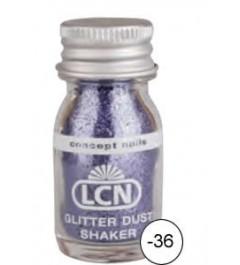 Glitter Dust Shaker - lavender fine
