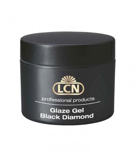 Glaze Gel Black Diamond - Gel sigillante UV, 10 ml