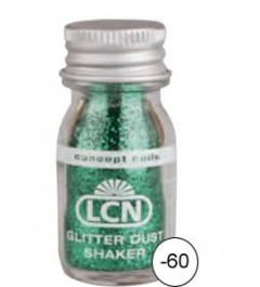 Glitter Dust Shaker - green fine