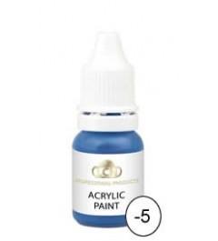 Acrylic Paints 10 ml - blue