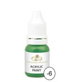 Acrylic Paints 10 ml - green
