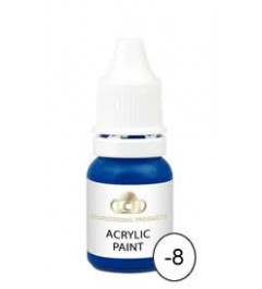 Acrylic Paints 10 ml - dark blue