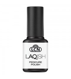 LAQISH Pedicure Polish, 8 ml - check out the mountain hare
