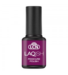 LAQISH Pedicure Polish, 8 ml - see you on the dance floor