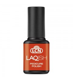 LAQISH Pedicure Polish, 8 ml - can't help it - I love it!
