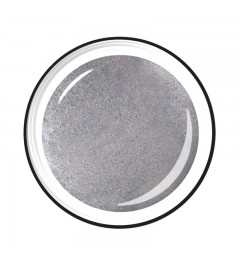 Glaze Gel French Top 10 ml - silver