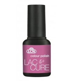 Lac&Cure colour polish, 8 ml - pink butterfly