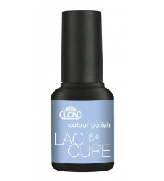 Lac&Cure colour polish, 8 ml - frosted rain