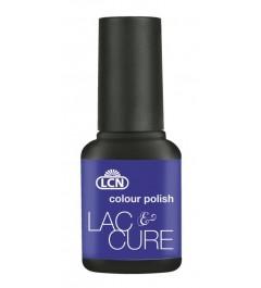 Lac&Cure colour polish, 8 ml - crazy blueberry
