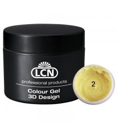 Colour Gel - 3D Design 5 m - Lemon ice