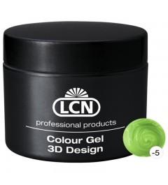 Colour Gel - 3D Design 5 m - Lime green
