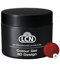 Colour Gel - 3D Design 5 m - Fire Red