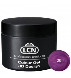 Colour Gel - 3D Design 5 m - Purple rain