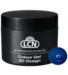 Colour Gel - 3D Design 5 m - Night blue