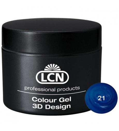 Colour Gel - 3D Design 5 m - Night blue