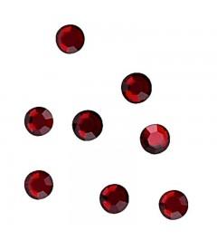 Strass 50 pz. - dark red normal