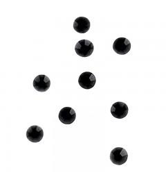 Strass 50 pz. - black normal