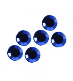 Strass 50 pz. - capri blue normal