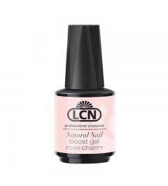 Natural Nail Boost Gel Rose Charm, 10 ml