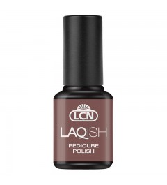 LAQISH Pedicure Polish, 8 ml - I like to mauve it