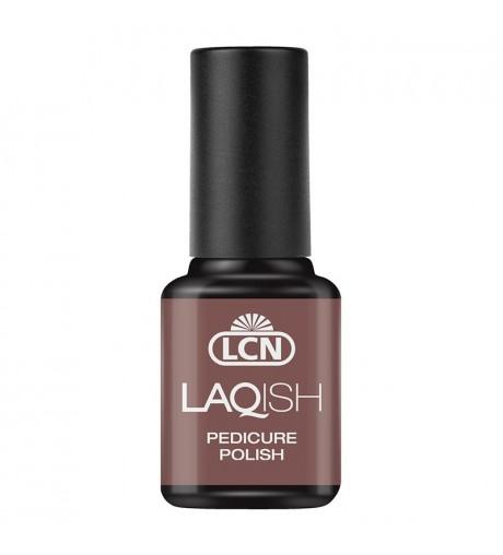 LAQISH Pedicure Polish, 8 ml - I like to mauve it