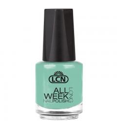 """Nail Polish """"All Week Long"""", 16 ml - envy my jade"""