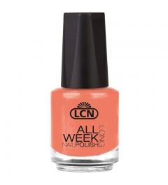 """Nail Polish """"All Week Long"""", 16 ml - peaches and cream"""