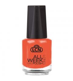 "Nail Polish ""All Week Long"", 16 ml - grapefruit sorbet - love it!"