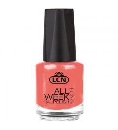 "Nail Polish ""All Week Long"", 16 ml - the wow effect"