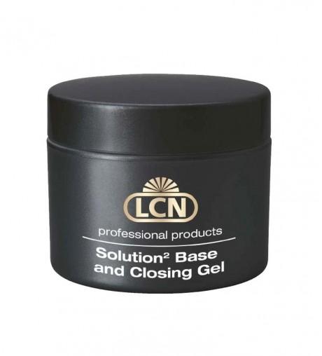 Solution 2 - Base & Closing gel  10 ml