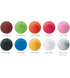 LCN Ultima Acrylics Set 1 Basic Colours Powder 15 gr