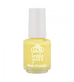 Nail Polish Lovely girls 5 ml - sunny yellow
