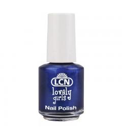 Nail Polish Lovely girls 5 ml - metallic blue