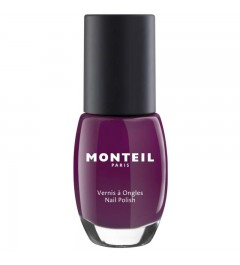 Le Vernis Nail polish, 11 ml - Seduction Prune