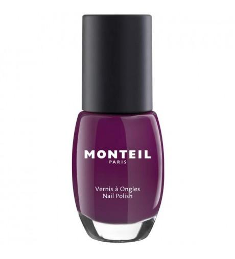 Le Vernis Nail polish, 11 ml - Seduction Prune