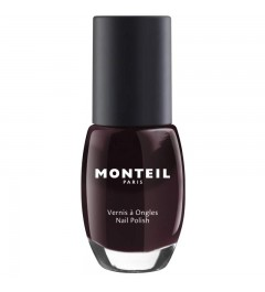 Le Vernis Nail polish, 11 ml - Rouge Black