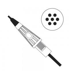 7er Hygienemodul, 10 Stück / 10 piecesfür / for Hand Piece Scalp Pigmentation & Needling, BP