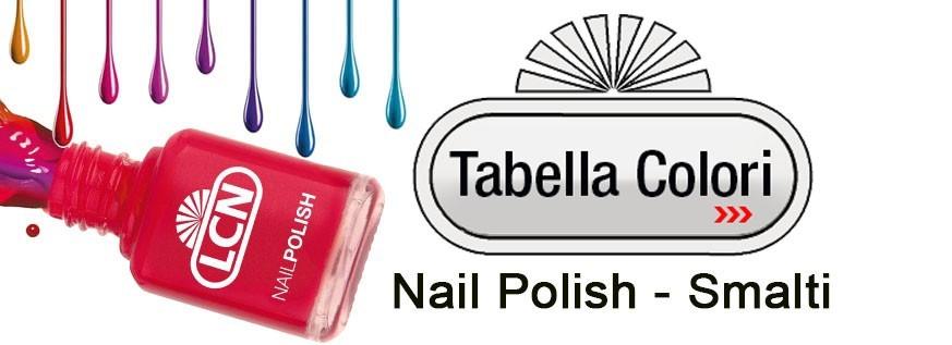 Nail Polish - Smalti