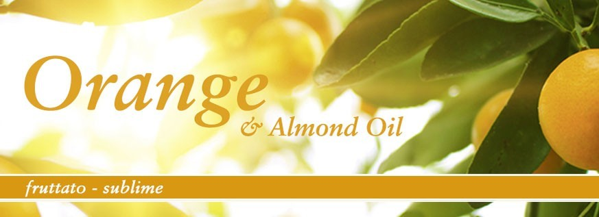 Orange & Almond oil