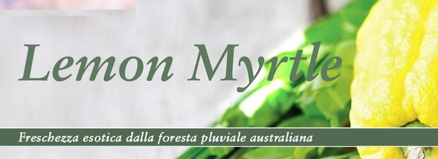 Lemon Myrtle