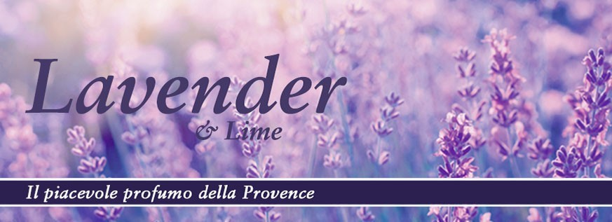 Lavender & Lime
