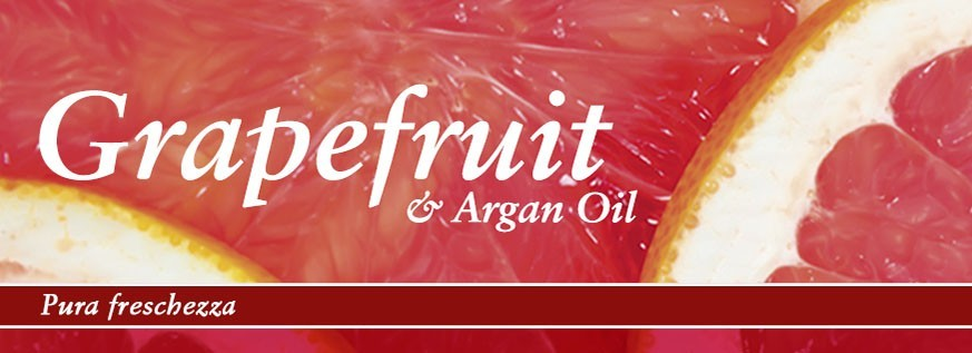 Grapefruit & Argan Oil