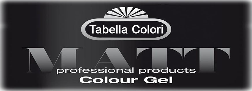 Matt Colour Gel