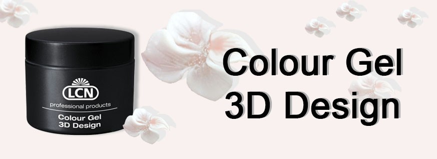 Colour Gel 3D Design
